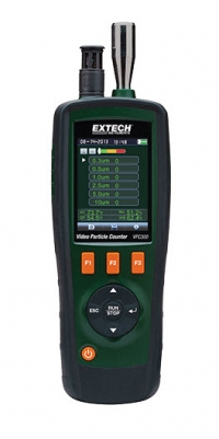 extech-vpc300 Particle Counter